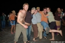 Cutting a rug to Big Blue by Pack Mule in 2006 Trail Days