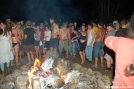 Oh, and how the bonfire raged Saturday night.  Many thanks to all those hard working drummers!