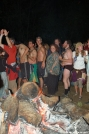Oh, and how the bonfire raged Saturday night.  Many thanks to all those hard working drummers! by Pack Mule in 2006 Trail Days