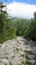Hiking on Mount Washington by Walkingdude in Views in New Hampshire