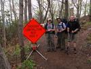 Uner Construction by MistressJenkins in Trail & Blazes in Virginia & West Virginia