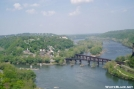 Harpers Ferry from old AT by MOWGLI in Views in Virginia & West Virginia