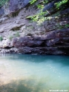 A swimming hole along the Cumberland Trail