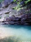 A swimming hole along the Cumberland Trail
