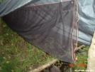hammock bugnet open