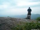 Preacher Rock, north of Woody Gap, Summer 06 by mdevinc in Views in Georgia