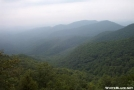View from Preacher Rock, North of Woody Gap by mdevinc in Views in Georgia