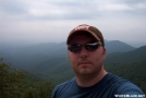Self taken at Preacher Rock in Georgia by mdevinc in Views in Georgia