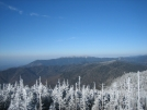 View from Clingmans Dome by firemountain in Views in North Carolina & Tennessee