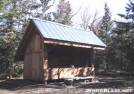 Laura Woodward Shelter (LT) by celt in Vermont Shelters