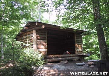 Ore Hill Shelter