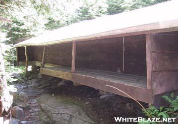 Kinsman Pond Shelter 1966 to 2007