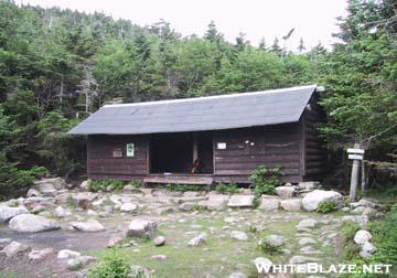 Garfield Ridge Shelter 1971-2011