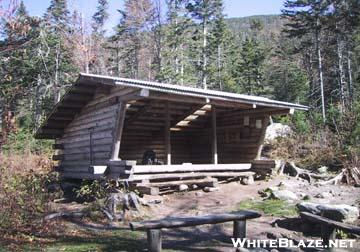 Bald Pate Lean-To