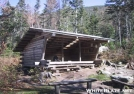 Bald Pate Lean-To by celt in Baldpate Lean-to