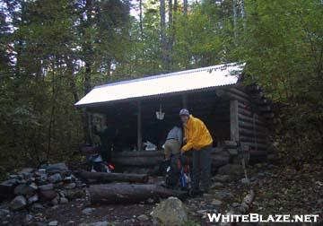 Wilson Valley Lean-To