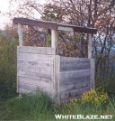 Chestnut Knob Shelter Privy