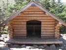 Kinsman Pond Shelter 2007