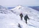 Climbing Mount Washington in Winter