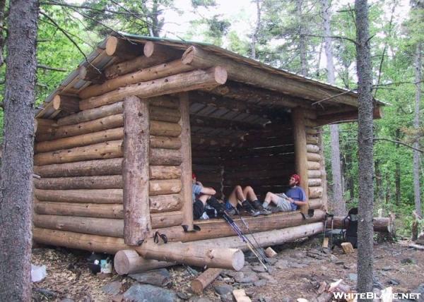 2004 Moose Mountain  Shelter