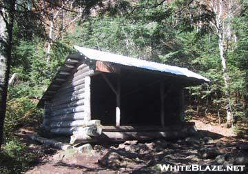 Poplar Ridge Lean-To