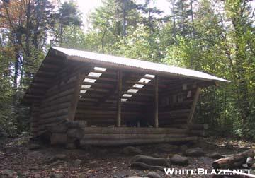 West Carry Pond Lean-To
