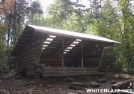 West Carry Pond Lean-To by celt in West Carry Pond Lean-to