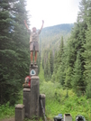 Canadian Boarder by knicksin2010 in Pacific Crest Trail