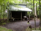 Bald Mountain Shelter by Chalumeau in North Carolina & Tennessee Shelters