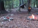 Camp Wahoo by wahoo in Hammock camping