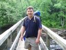 Swing Bridge Across Tacooa River