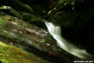 Goshen Prong Side Fall by FLHiker in Views in North Carolina & Tennessee