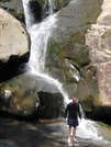 Ramsay Cascades by Egads in Views in North Carolina & Tennessee