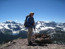 Glacier Waterton Hike - Chris by Egads in Continental Divide Trail