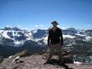 Glacier Waterton Hike - Egads by Egads in Continental Divide Trail
