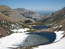 Glacier Waterton Hike - Carthew Lakes by Egads in Continental Divide Trail