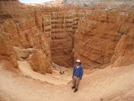 Navajo trail at Bryce by Egads in Other Trails