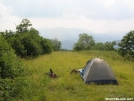 Camping at Siler Bald by applesofgold in Views in North Carolina & Tennessee