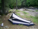 Dismal Falls campsite by Pokey2006 in Tent camping