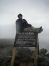 The Summit On Sept. 4, 2010 by Pokey2006 in Katahdin Gallery