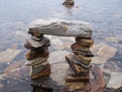 Rock Cairn by Lellers in Views in New Jersey & New York