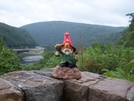 Dwg Gnome by Lellers in Views in New Jersey & New York