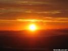 sunset by bulldog in Long Trail