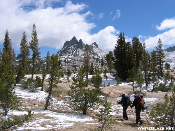 Cathedral Pass
