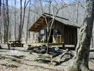 Deep Gap Shelter, GA