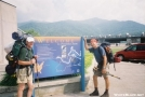 Newfound Gap to Fontana June 2005 by Slojourner in Section Hikers