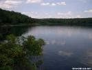 Sunfish Pond by Alligator in Trail & Blazes in New Jersey & New York