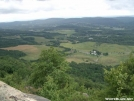 Pinwheel Vista.  View south toward Vernon, NJ. by Alligator in Views in New Jersey & New York