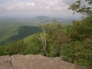 View From Blood Mt by Alligator in Views in Georgia