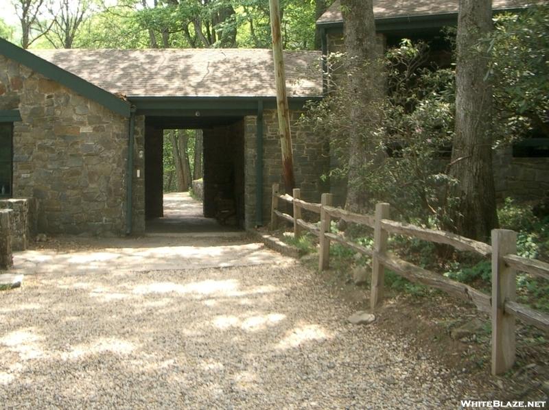 Trail Through Mt Crossings